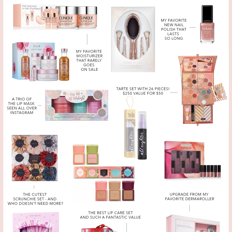 Holiday Gift Guide for the Beauty Obsessed