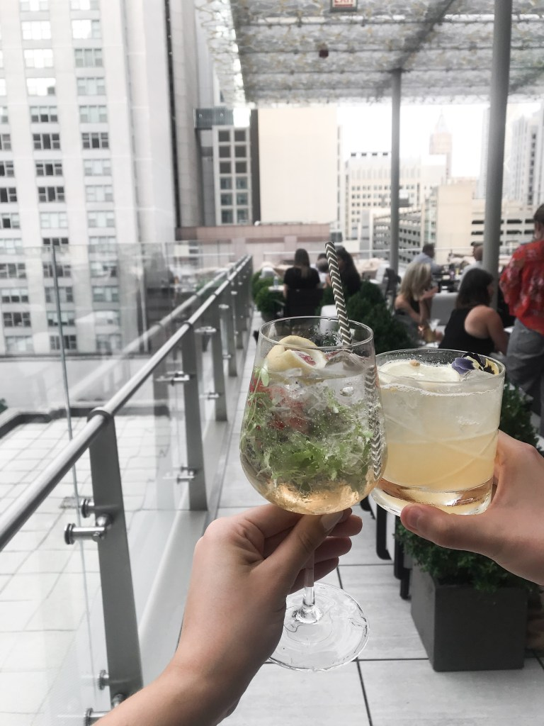 Where to Get Cocktails Outside in Chicago