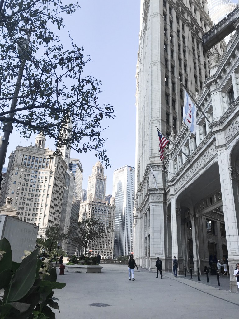 What to do in Chicago: Shop on Michigan Avenue, The Magnificent Mile
