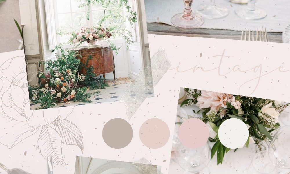 Our Wedding Vision + Resources to Help Plan a Wedding