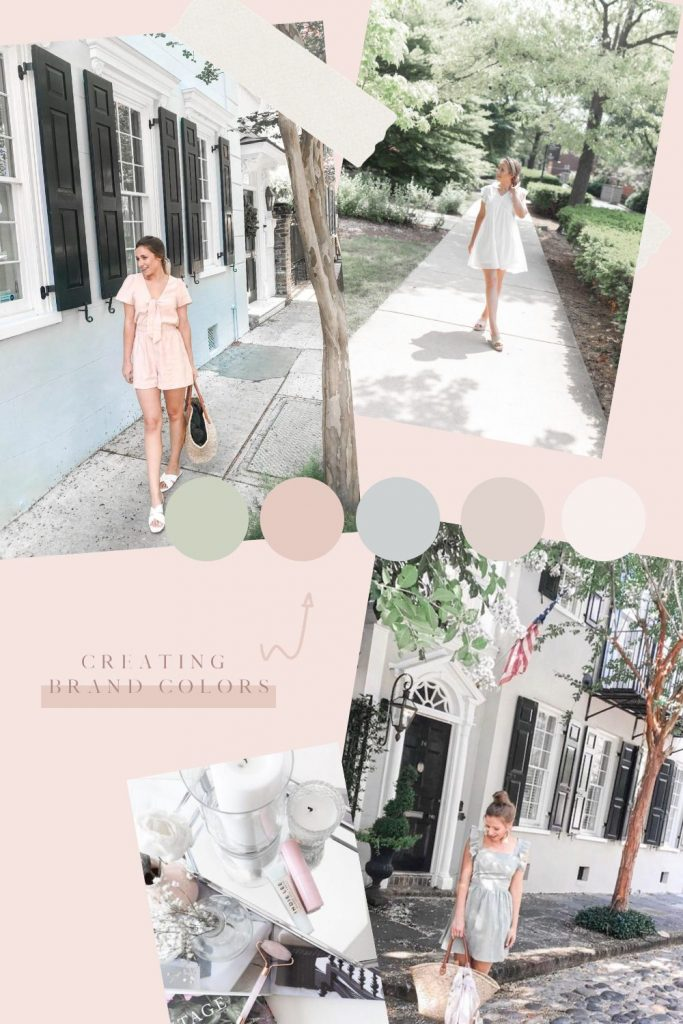 Creating a Cohesive Instagram Feed with Brand Colors