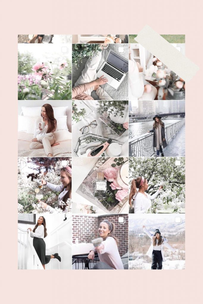 Tips for Creating a Cohesive Instagram Feed