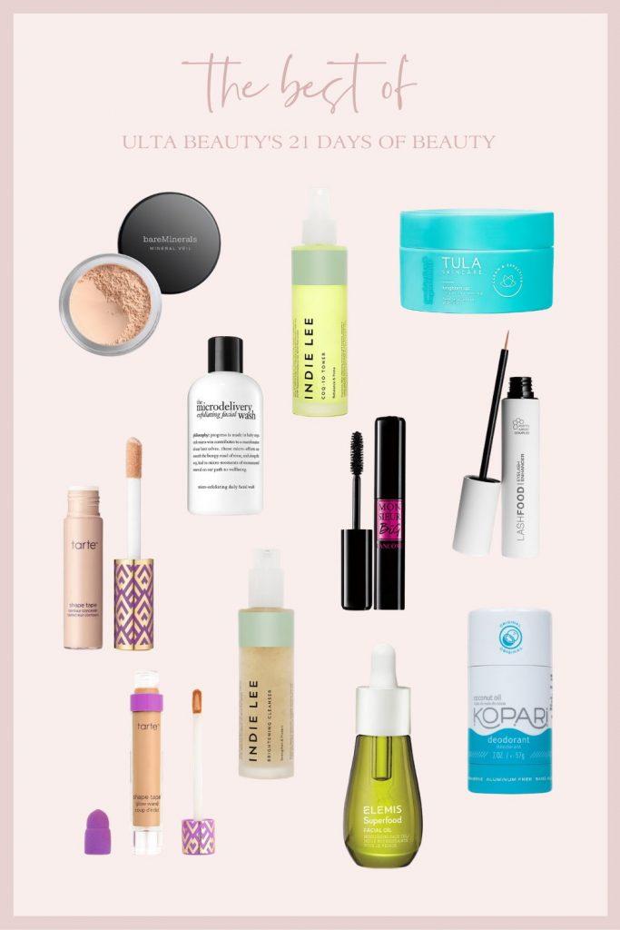 Best Products In Ulta Beauty's 21 Days of Beauty Sale