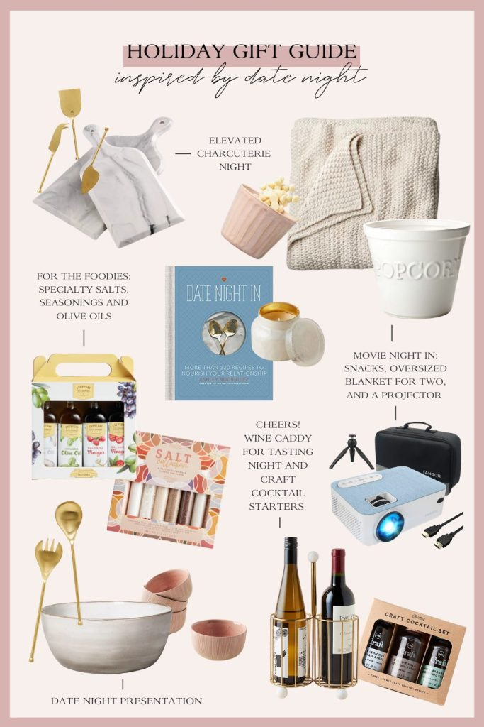 Gifts for Couples: Date Night Inspired Holiday Gift Guide