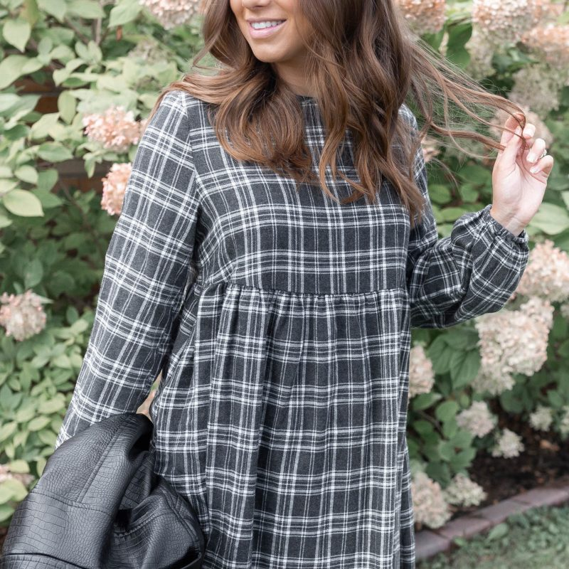 Three Ways to Style One Versatile Fall Dress