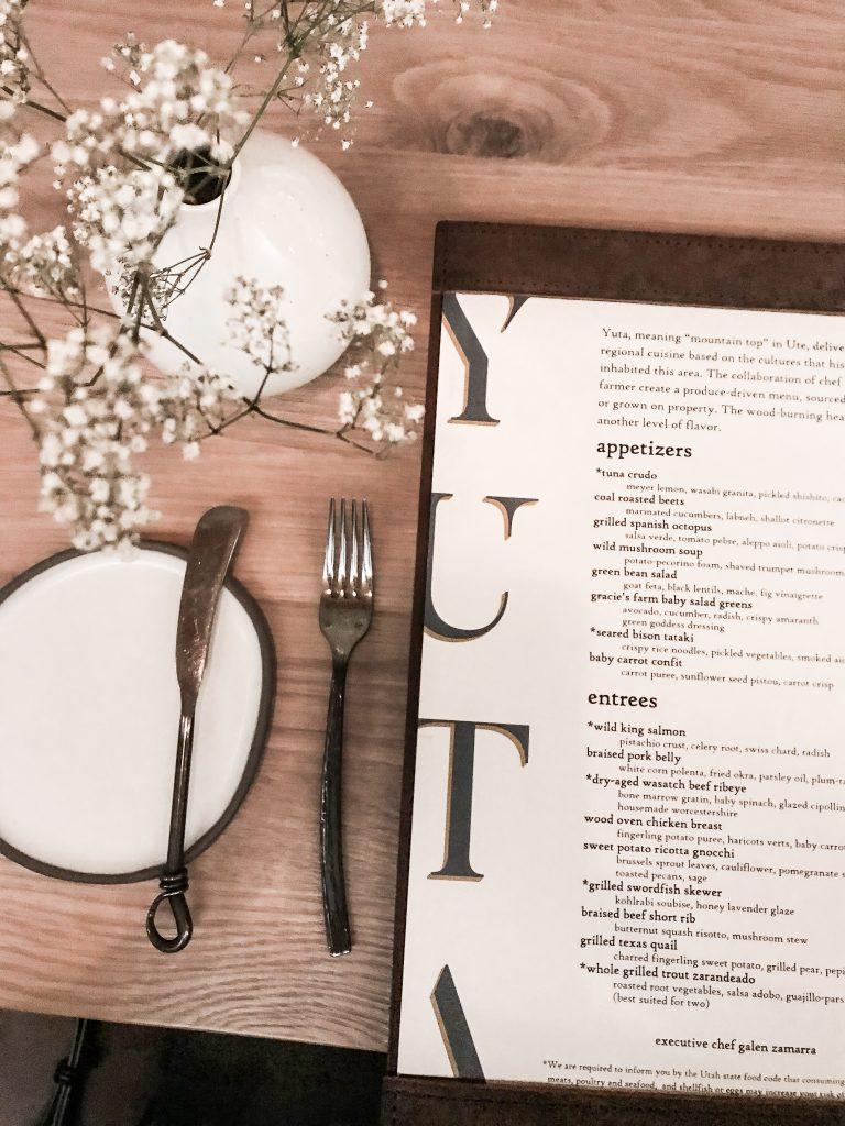 Best Restaurants in Park City Utah