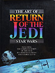 The Art of RETURN OF THE JEDI - 1983