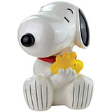 Snoopy Hugging Woodstock / Westland Giftware