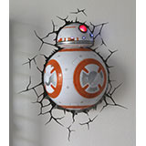 BB-8 3D Deco Light / 3D Light FX