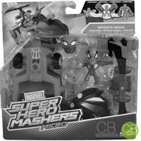 MARVEL Super Hero Mashers Micro - Spider-Man Speeder