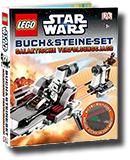 LEGO STAR WARS Buch & Steine-Set: - Galaktische Verfolgungsjagd
