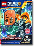 LEGO NEXO KNIGHTS - ANGRIFF DER STEINMONSTER