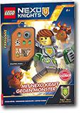 LEGO NEXO KNIGHTS - MIT NEXO-KRAFT GEGEN MONSTER