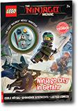 The LEGO NINJAGO MOVIE - Ninjago City in Gefahr