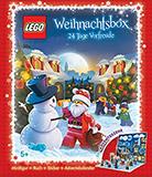 LEGO Weihnachtsbox – 24 Tage Vorfreude