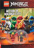 LEGO NINJAGO – Action in Ninjago City