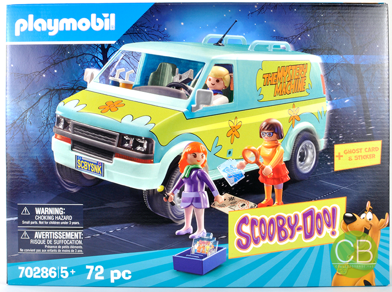 Playmobil -The Mystery Machine
