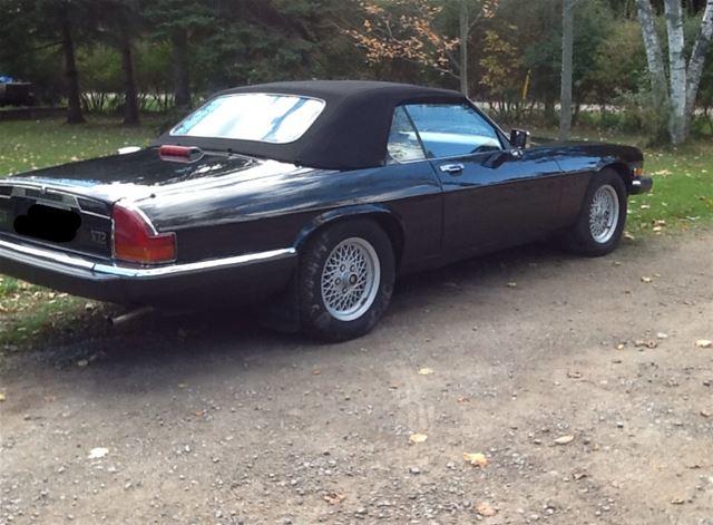 1990 Jaguar XJS For Sale Ontario