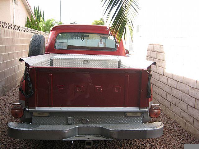 Size Thunderbird 1966 Tire Ford
