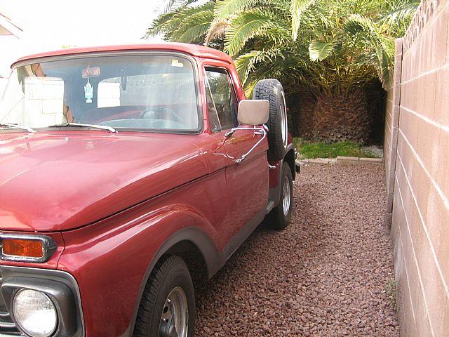 Thunderbird Tire Size 1966 Ford