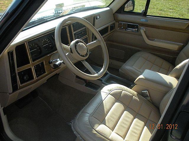 1989 Jeep Cherokee Wagoneer For Sale Harrisonburg Virginia