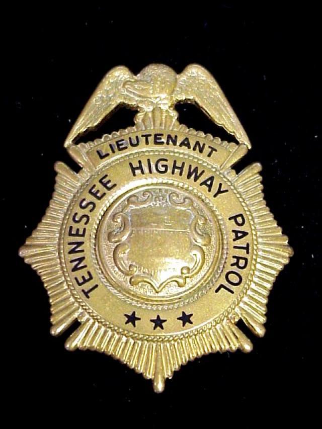 Highway Patrol Melhorn Lt Tennessee