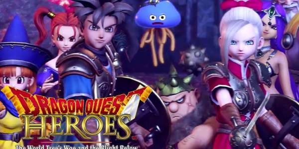 Video Game Deals: Best Buy Cyber Monday's Best Deals Dragon Quest Heroes - $39.99 Image Credit: Square Enix