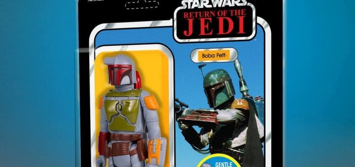 Gentle Giant SDCC Boba Fett exclusive Jumbo figure