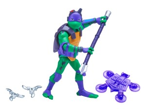 Playmates Toys Rise of the Teenage Mutant Ninja Turtles SDCC exclusive
