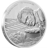 New Zealand Mint silver Lando coin