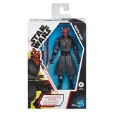 STAR WARS GALAXY OF ADVENTURES 5-INCH DARTH MAUL Figure in pck