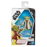 STAR WARS GALAXY OF ADVENTURES 5-INCH YODA Figure in pck