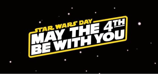 New Star Wars items available May 4th at Hallmark