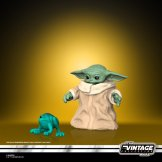 STAR WARS THE VINTAGE COLLECTION 3.75-INCH THE CHILD Figure - oop (2)