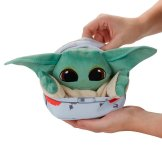 STAR WARS THE BOUNTY COLLECTION THE CHILD HIDEAWAY HOVER-PRAM PLUSH - oop (8)