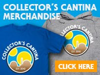 Collector's Cantina Merchandise
