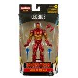 MARVEL LEGENDS SERIES 6-INCH IRON MAN Figure Assortment - Modular Iron Man - in pck