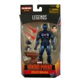 MARVEL LEGENDS SERIES 6-INCH IRON MAN Figure Assortment - Stealth Iron Man - in pck