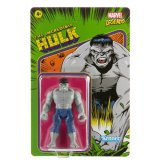 MARVEL LEGENDS SERIES RETRO 3.75 WAVE 3 Figure Assortment - Grey Hulk - in pck