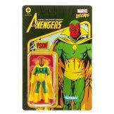 MARVEL LEGENDS SERIES RETRO 3.75 WAVE 3 Figure Assortment - Marvel's Vision - in pck
