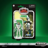STAR WARS THE VINTAGE COLLECTION STAR WARS THE BAD BATCH Figure 4-Pack - CLONE CAPTAIN BALLAST (5)