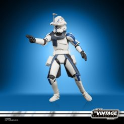 STAR WARS THE VINTAGE COLLECTION STAR WARS THE BAD BATCH Figure 4-Pack - CLONE CAPTAIN REX (1)