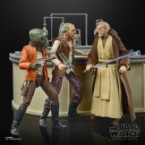 STAR WARS THE BLACK SERIES THE POWER OF THE FORCE CANTINA SHOWDOWN Playset - oop (19)