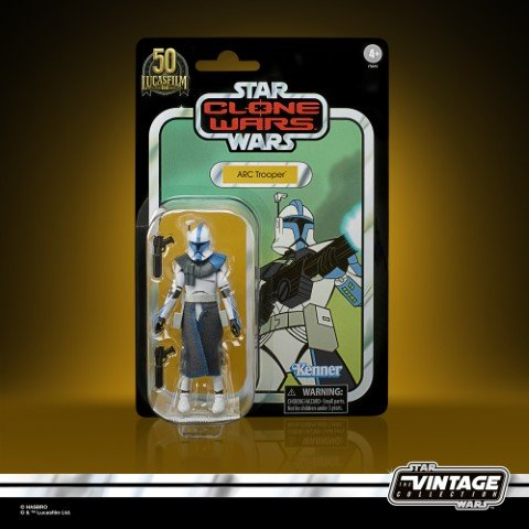 STAR WARS THE VINTAGE COLLECTION 3.75-INCH ARC TROOPER Figure 1