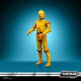 STAR WARS THE VINTAGE COLLECTION 3.75-INCH SEE-THREEPIO (C-3PO) Figure_oop 1