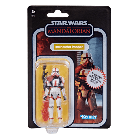 STAR WARS THE VINTAGE COLLECTION CARBONIZED COLLECTION 3.75-INCH INCINERATOR TROOPER_in pck 2