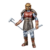 STAR WARS THE VINTAGE COLLECTION CARBONIZED COLLECTION 3.75-INCH THE ARMORER Figure_oop 6