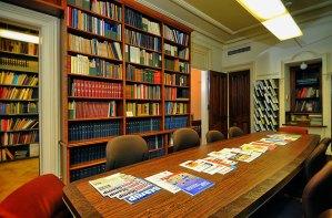 Main Library Reading Room
