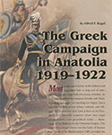 Turkey - The Greek Campaign in Anatolia 1919 - 1922
