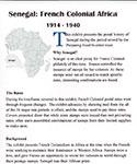 1914-1940Sénégal